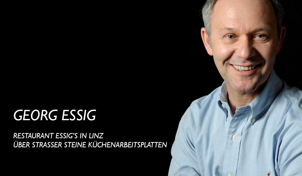 Georg Essig über Strasser Steine