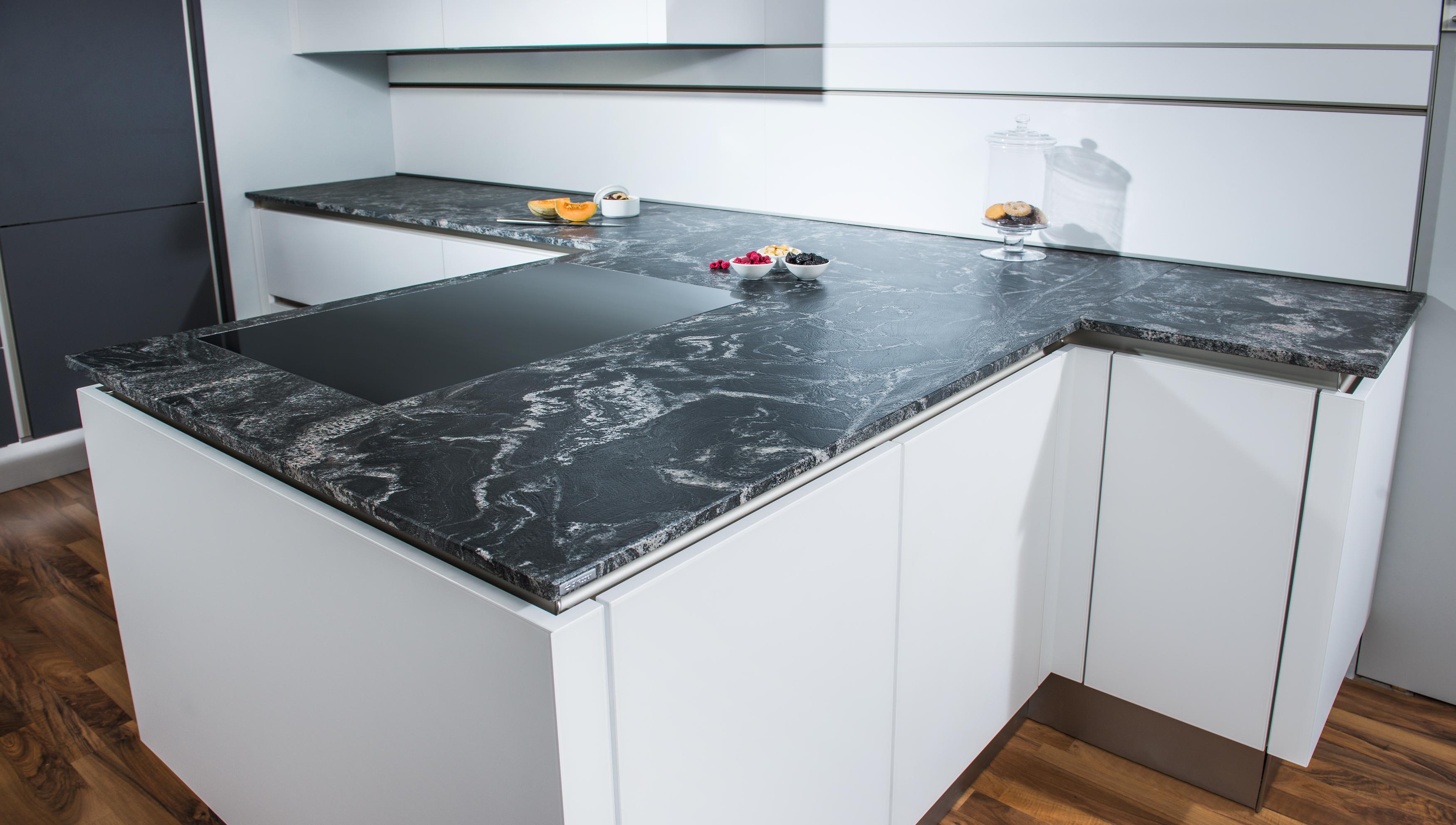 Wohnzimmerz: Arbeitsplatte Küche Stein With Star Galaxy ...