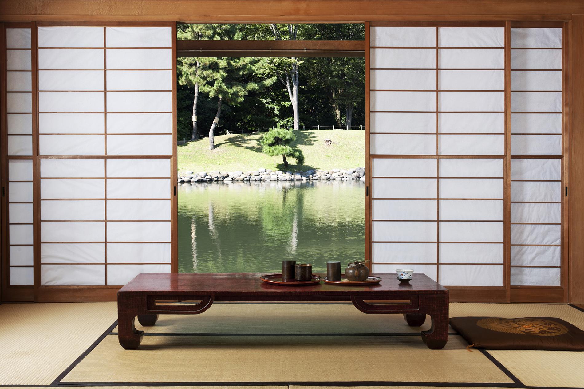 einrichtung im modernen asiatischen stil ideen m belideen. Black Bedroom Furniture Sets. Home Design Ideas