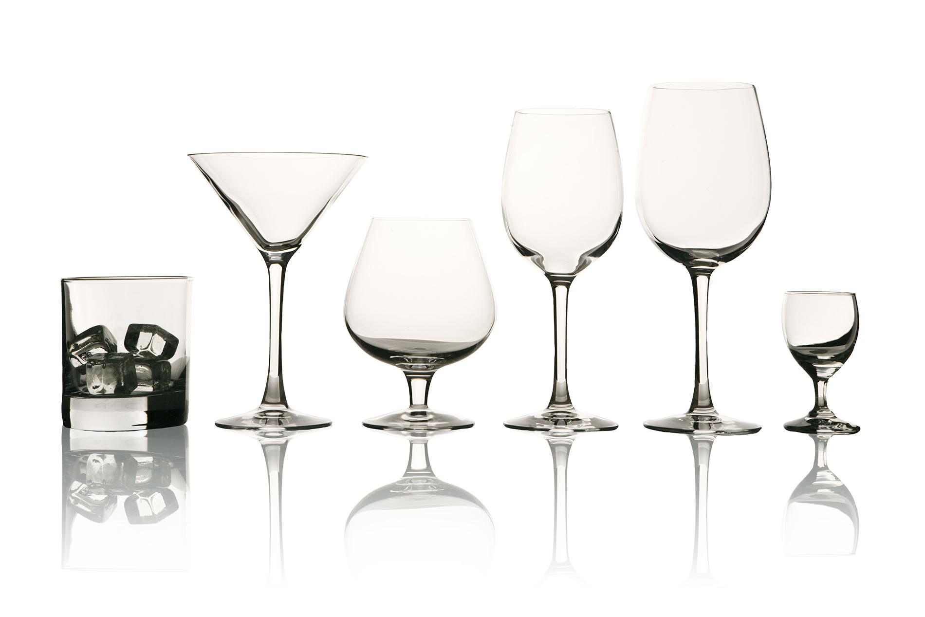 Glas ist nicht gleich glas strasser steine for Cristaleria para bar