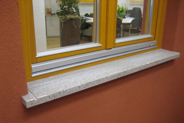 Natursteine Fensterbänke | Strasser-Steine