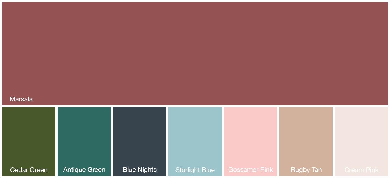 trendfarbe 2015 marsala das erdige weinrot strasser steine. Black Bedroom Furniture Sets. Home Design Ideas