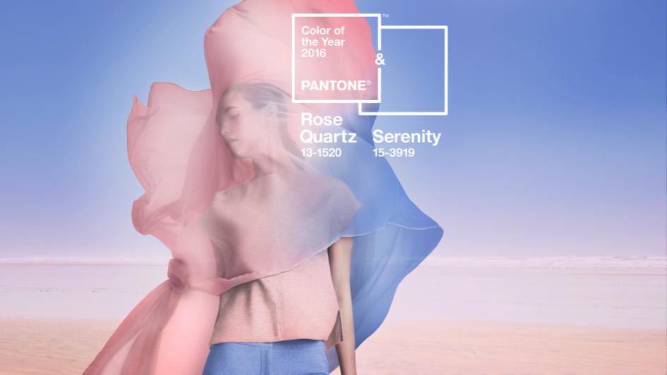 Pantone Trendfarben 2016 trendfarben 2016: rose quarz & serenity