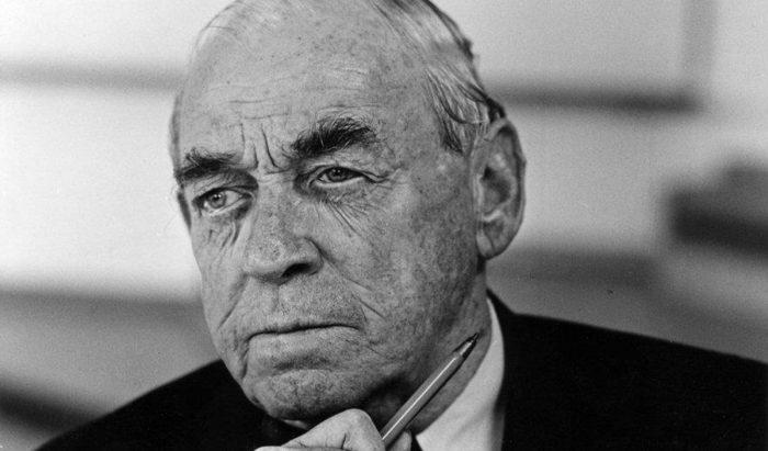 Alvar Aalto im Porträt