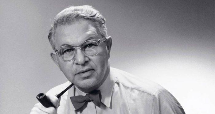 Der Designer Arne Jacobsen
