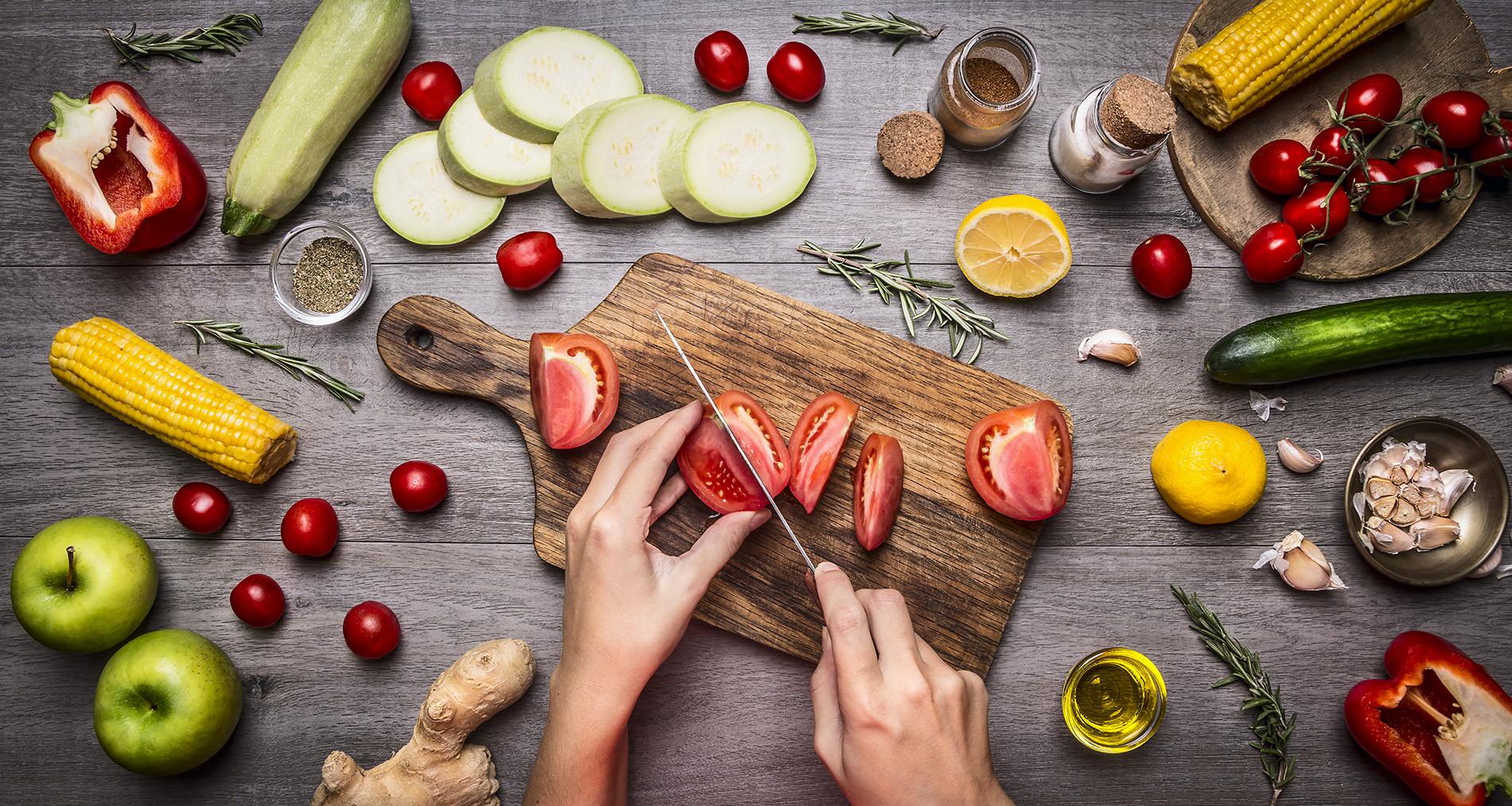 Trend in der Küche: Clean Eating