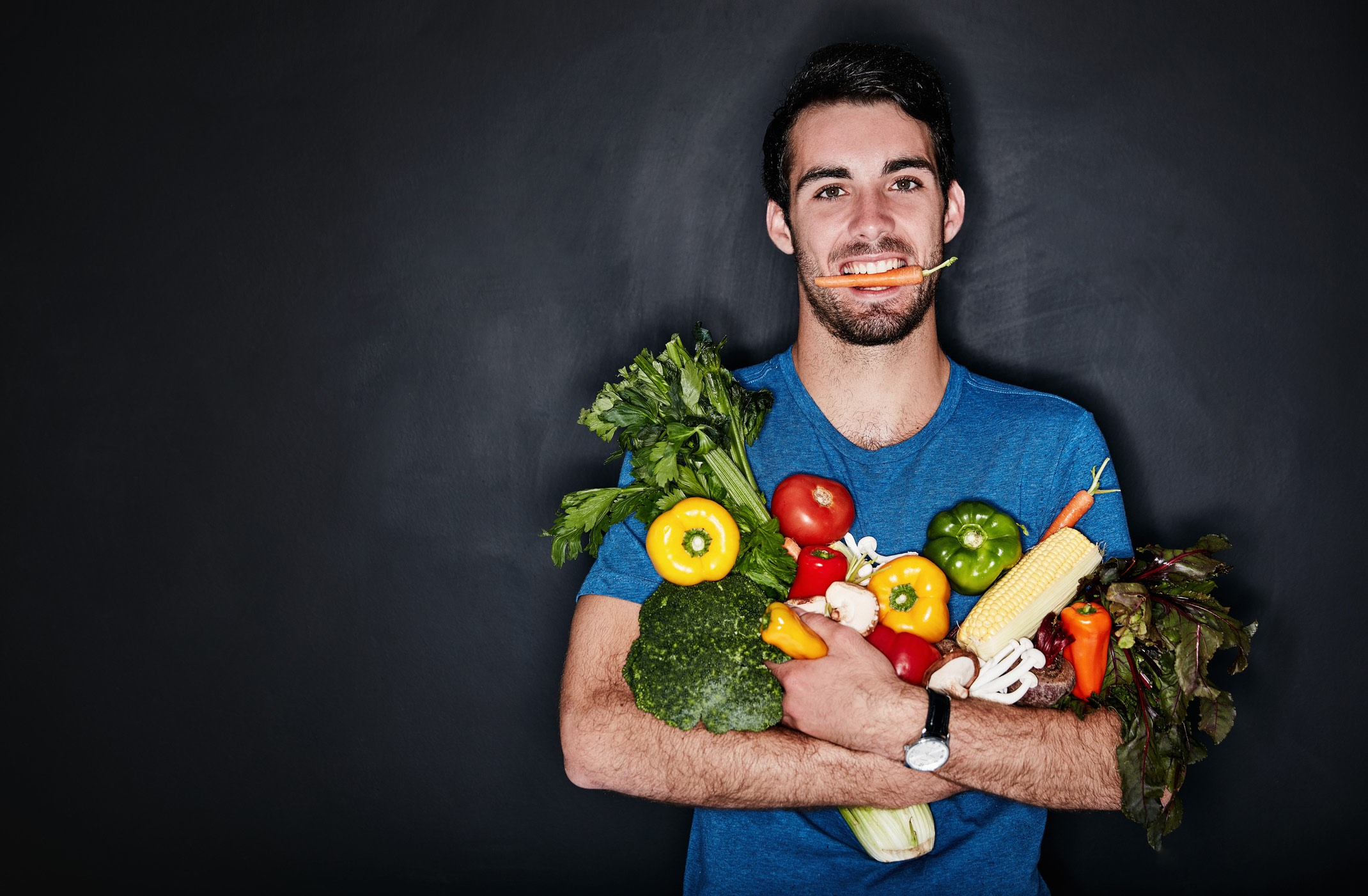 Food-Trend 2018: Gemüse in der Hauptrolle.