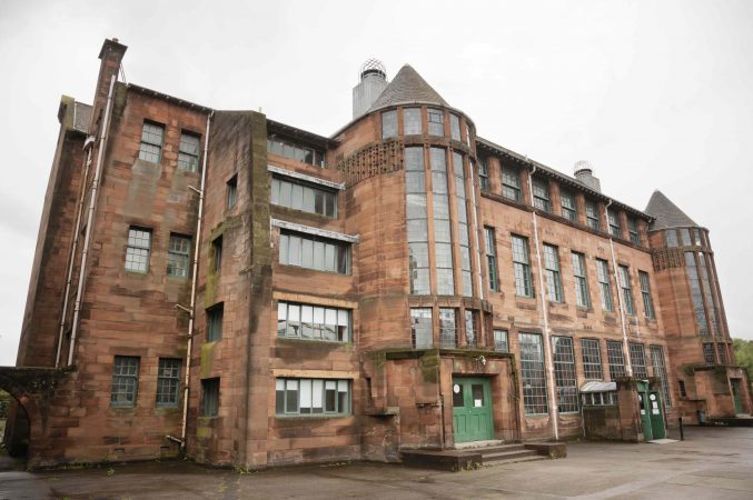 Das Glasgow School Museum