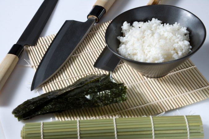 Sushi Messer Set