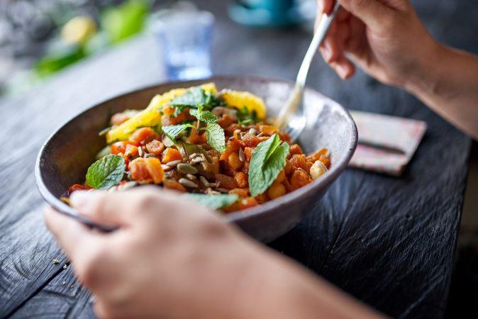 Gesunde Lebensmittel aus regionalem Anbau