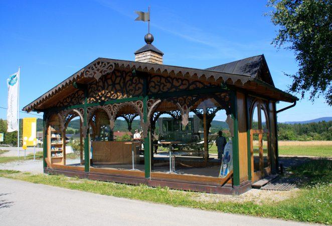 Salettl der Mühlviertler Pferdeeisenbahn